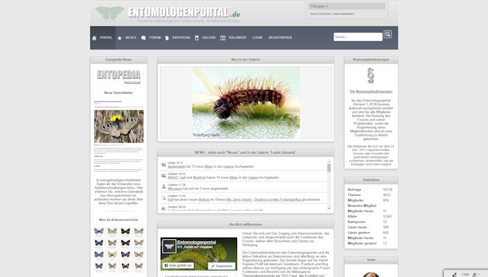 Entomologenportal.de